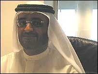 Sultan Lootah from the Dubai Chamber of Commerce and Industry