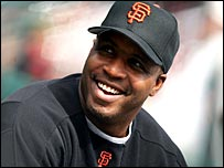 Barry Bonds' personal trainer Greg Anderson was indicted in the Balco doping case
