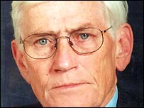 Seamus Mallon of the SDLP
