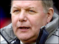 Peterborough chief Barry Fry