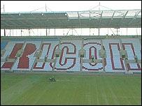 Ricoh stadium