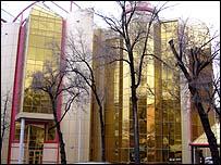 Skyscraper, Almaty