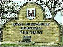 The Royal Shrewsbury Hospitals NHS Trust