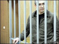 Mikhail Khodorkvosky
