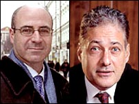 Bill Browder and Eric Kraus