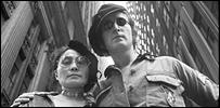John Lennon y Yoko Ono (foto cortesía del Museo de la Música de París)
