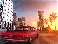 Screenshot of GTA: San Andreas