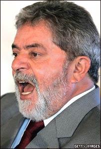 Luiz Inacio Lula da Silva/ Foto de archivo