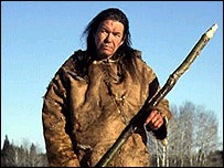 Cro-Magnon hunter, BBC