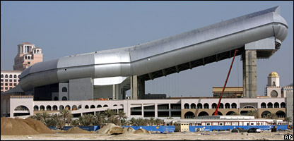 Ski Dubai complex