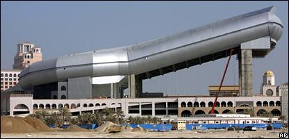 Ski Dubai complex