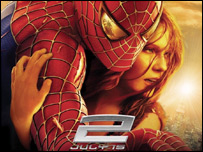 Sony movie Spider-Man 2