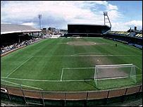 The Vetch Field, Swansea