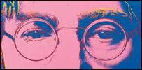 John Lennon (foto cortesía del Museo de la Música de París).
