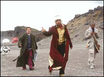 The Hitchhiker's Guide to the Galaxy - Buena Vista International (UK)