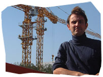 Rupert Wingfield-Hayes in Beijing
