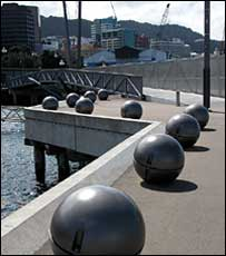 Mooring balls