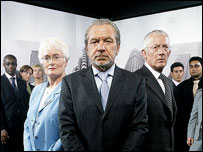 "BBC Series ""The Apprentice"""