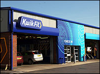Kwik-Fit site
