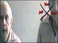 Norman Kember, on video shown on al-Jazeera
