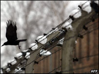 Fence at Auschwitz-Birkenau