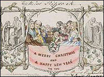 The 1843 card