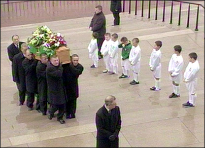 Funeral of George Best