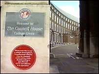 Bristol council offices