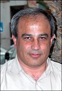 Mohammad Daroushe, Nazareth resident
