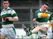 Conor Gormley (right)
