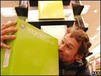 Gamer Ian Plumb gets to know his brand new Xbox 360