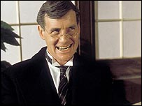Michael Palin playing a bank manager in 1970s series The Testing of Eric Olthwaite