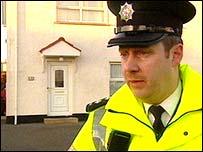 Inspector Alwyn Barton