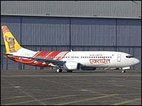 Air India Express plane (copyright Air India)