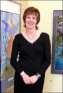 Cheryl Heron, head teacher