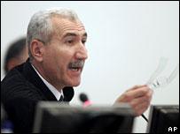 Judge Rizgar Mohammed Amin