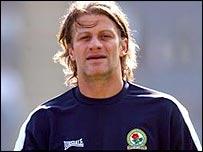 Blackburn midfielder Tugay