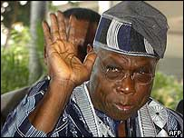 President Olusegun Obasanjo