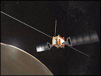 Mars Express Imagen: Nasa