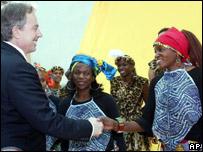 Tony Blair, primer ministro
