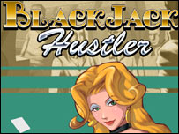 Screenshot of Blackjack Hustler, Macrospace