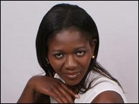 Tewa Onasanya, editor of Exquisite magazine