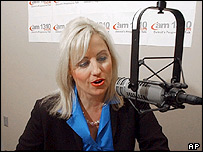 Presenter on Clear Channel-owned radio station