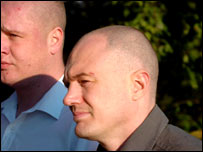 Jamie Verity and Christian Rowlands