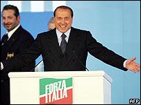 Silvio Berlusconi, Dec 2004