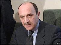 Nicola Calipari, agente secreto italiano fallecido en Irak