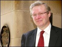 Sir Nigel Crisp, NHS chief executive