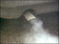 Auto contaminante