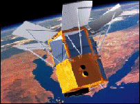 GMES satellite (Esa/Alcatel)
