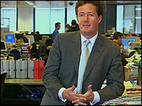 Piers Morgan, former Mirror editor